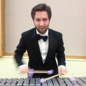 Anthony Jay Houston - Percussionist in Chicago, Illinois