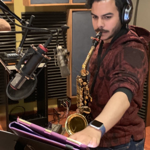 Anthony M. Rodriguez - Saxophone Player in Chicago, Illinois