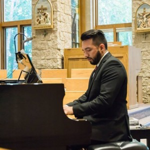 Anthony Rios Wedding Pianist - Pianist / Keyboard Player in Oshkosh, Wisconsin
