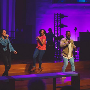 Anthony Rogers - Praise & Worship Leader / Christian Band in Houston, Texas