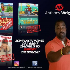 AnthonyWright - Leadership/Success Speaker in Phoenix, Arizona