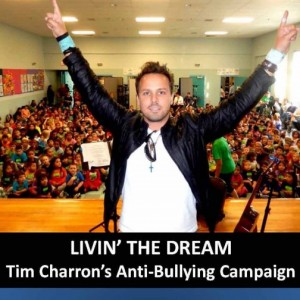 Anti-Bully Tour concert by Tim Charron  - Arts/Entertainment Speaker in Nashville, Tennessee