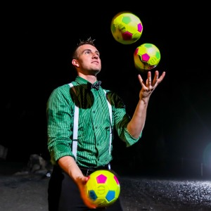 Dylan Juggles - Juggler / Outdoor Party Entertainment in Huntsville, Alabama