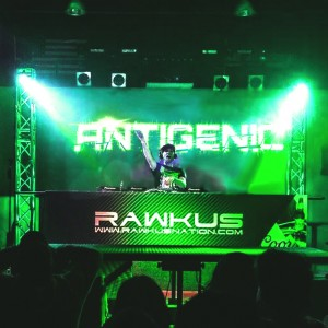 Antigenic - Techno Artist in Colorado Springs, Colorado