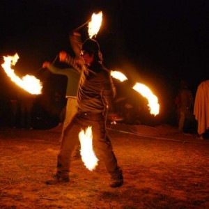 AntiSpin Fire and Flow - Fire Performer in Richmond, Virginia