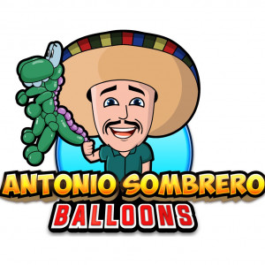 Antonio Sombrero - Balloon Twister in Salem, Oregon