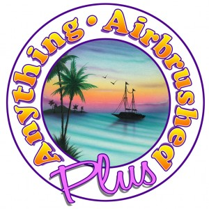 Anything Airbrushed Plus - Airbrush Artist in Cincinnati, Ohio