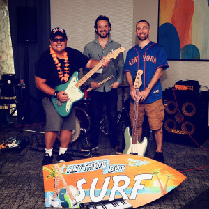 Anything But Surf - Surfer Band in Plainview, New York