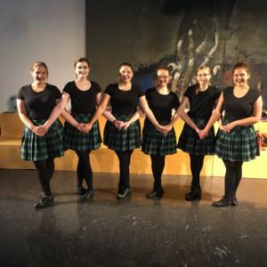 Aos Si Irish Dancers - Irish Dance Troupe in Logan, Utah