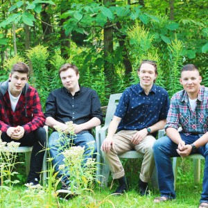 Apostle Project - Christian Band in Hamilton, Ontario