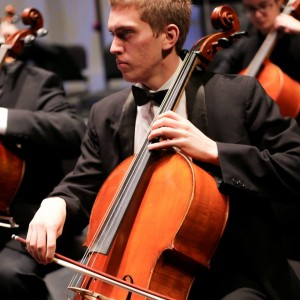 Professional Cellist - Mike Klucker - Classical Ensemble in Burke, Virginia