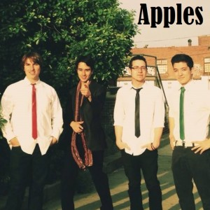 Apples - Rock Band in Cape Cod, Massachusetts