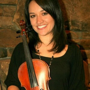 April Dean McConnell solo violinist - Violinist / Wedding Musicians in Charlotte, North Carolina