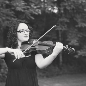 April Dean, violinist - Violinist / Wedding Musicians in Hickory, North Carolina