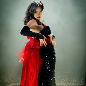 April Showers - Burlesque Entertainment / Female Model in Los Angeles, California