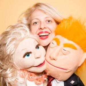 April - Ventriloquist in Sunnyside, New York