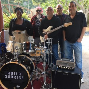 Aqila Sunrise - Cover Band / Corporate Event Entertainment in Playa Del Rey, California