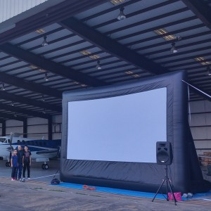 A&R Dive-In Cinema, LLC - Outdoor Movie Screens / College Entertainment in Spring, Texas
