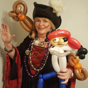 Arabella the Pirate - Balloon Twister / Children's Party Entertainment in Lothian, Maryland