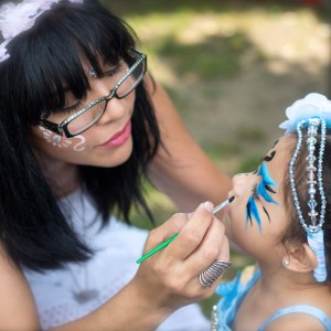 Arcoiris - Face Painter in Bridgeport, Connecticut
