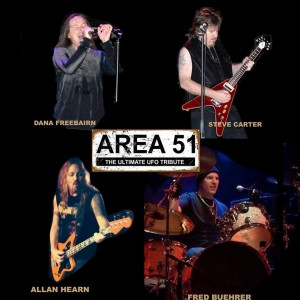Area 51 - Tribute Band in Los Angeles, California