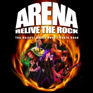 ARENA Relive The Rock - Classic Rock Band in Paramus, New Jersey