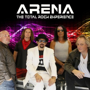 Arena: The Total Rock Experience - Tribute Band / Classic Rock Band in San Diego, California
