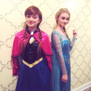 Arendelle Girls - Princess Party / Costumed Character in Avon, Ohio