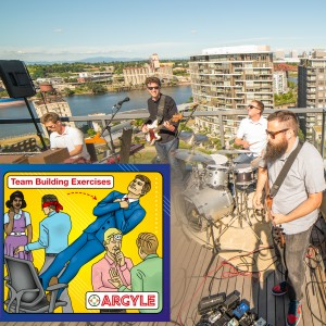 Argyle - Funk Band / Party Band in Portland, Oregon