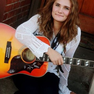Ariana Jadin - Singing Guitarist in Ogden, Utah