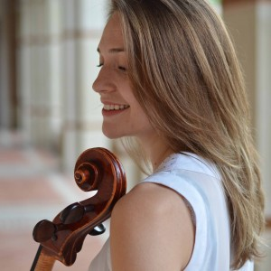 Ariana Nelson, cellist - Cellist in Houston, Texas