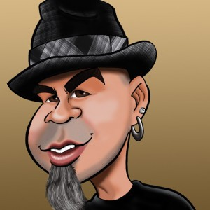 Ariel-View Caricatures & Illustrations - Caricaturist in Wyandotte, Michigan