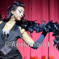 Ariel Amour - Burlesque Entertainment in Boca Raton, Florida