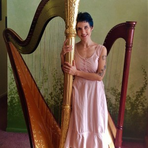 Ariel Fulford, Harpist - Harpist in Traverse City, Michigan