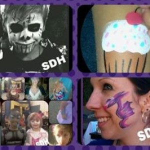 Arizona Face Painter ~ A Little Bit of Face Paint - Face Painter in Phoenix, Arizona