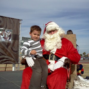 Arizona Santa - Santa Claus / Holiday Party Entertainment in Gilbert, Arizona