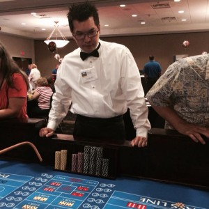 Arkansas Casino Events - Casino Party Rentals / College Entertainment in Little Rock, Arkansas