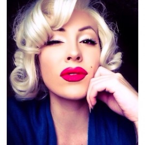 Arleiah Monroe - Marilyn Monroe Impersonator in Hawthorne, California