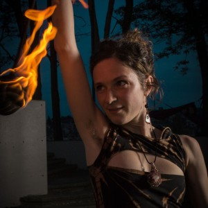 Arlene Smith Fire & Flow - Fire Performer / Outdoor Party Entertainment in Seattle, Washington