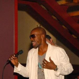 Armah Ogund'e - Soul Singer / R&B Vocalist in Cambridge, Maryland