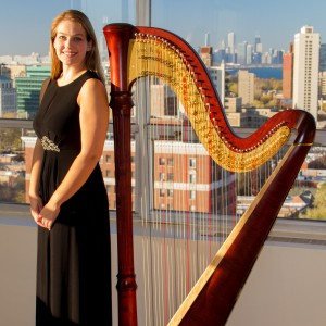 Arpa Sophia - Harpist in Chicago, Illinois