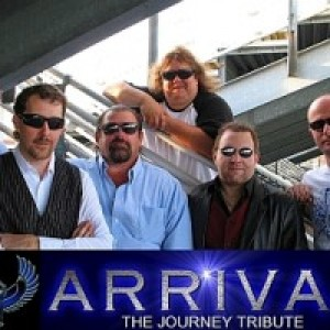 Arrival-the Journey Tribute - Journey Tribute Band in Solon, Ohio