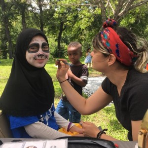 Art by Alicia - Face Painter / Outdoor Party Entertainment in Somerville, Massachusetts