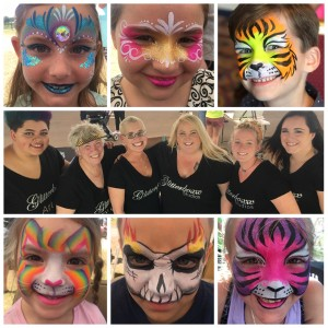 Glitterboxx Studios - Face Painter / Temporary Tattoo Artist in Savannah, Georgia