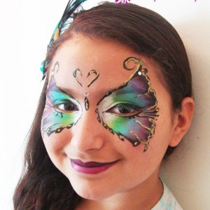 Art by Karen Taylor - Face Painter / Outdoor Party Entertainment in Miami, Florida