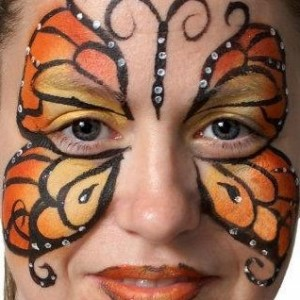 Art by Shanda - Body Painter / Face Painter in Ashville, Alabama