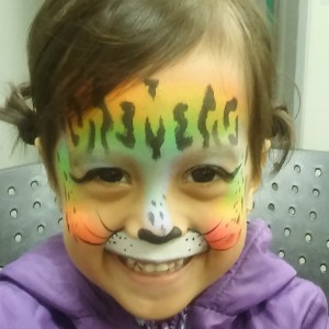 Art Makes Us Human - Face Painter in New York City, New York
