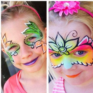 Art With Funk - Face Painter in Kelowna, British Columbia