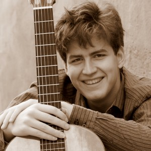 Artem Vovk, Classical Guitar - Classical Guitarist in Boulder, Colorado