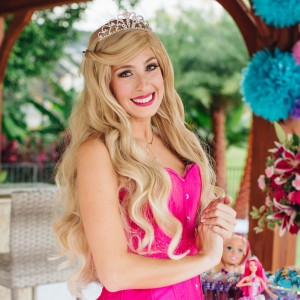 Art&Fun Party - Princess Party in Boca Raton, Florida